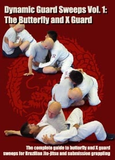 Dynamic Guard Sweeps Vol 1: Butterfly & X Guard DVD by Stephan Kesting - Budovideos