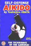 Self Defense Aikido DVD by Toshishiro Obata - Budovideos