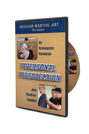 Systema - Personal Protection DVD 5
