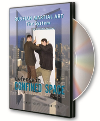 Systema - Defense in Confined Space DVD 9