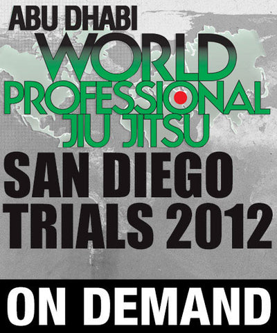 2012 Abu Dhabi Pro Trials San Diego (On Demand)