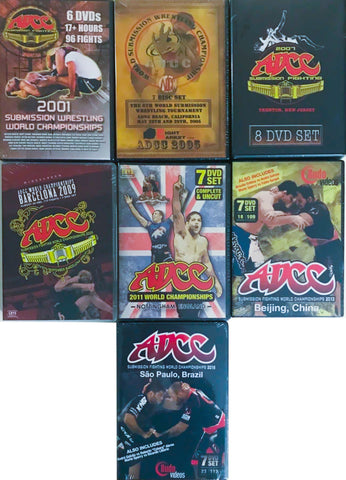 ADCC 49 DVD Set - Budovideos Inc