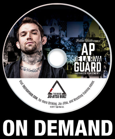 AP De La Riva Guard with Kristian Woodmansee (On Demand)