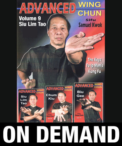 Advanced Wing Chun: Keys to Ip Man's Kung Fu Vol 9 with Samuel Kwok (On Demand) - Budovideos