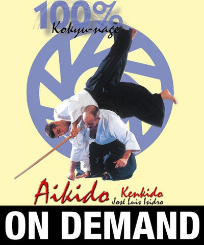 100% Kokyu Nage by Jose Luis Isidro (On Demand) - Budovideos