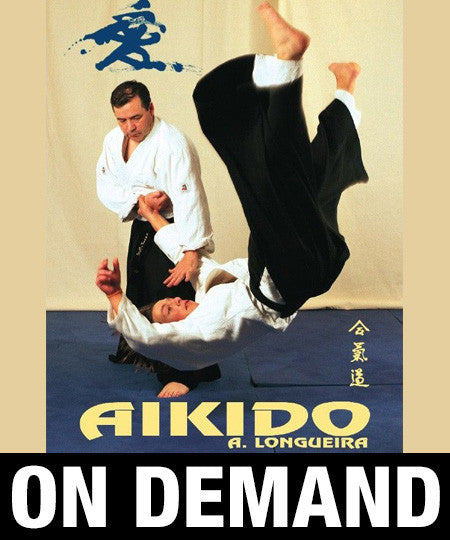Aikido with Alfonso Longueira (On Demand)