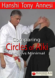 Comparing Circles of Aiki DVD with Tony Annesi