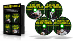 The BJJ Formula 4 DVD Set with Rob Biernacki and Stephan Kesting