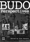 Budo Perspectives Book by Alexander Bennett - Budovideos