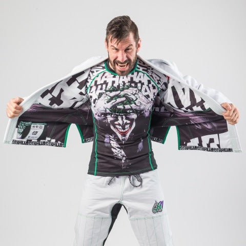 Batman The Killing Joke BJJ Gi by Fusion FG - Budovideos