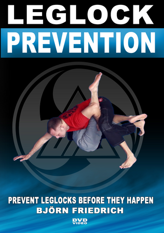Leglock Prevention DVD with Bjorn Friedrich - Budovideos Inc