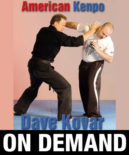 Blended Kenpo by Dave Kovar (On Demand)