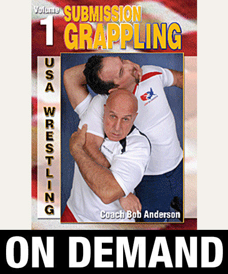 Submission Grappling Vol-1 by Bob Anderson (On Demand)