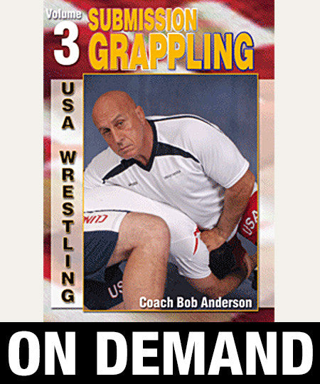 Submission Grappling Vol-3 by Bob Anderson (On Demand)