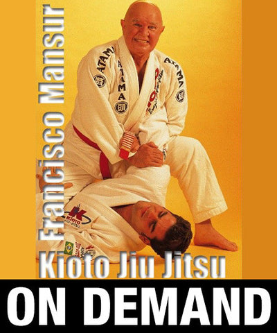 Brazilian Jiu Jitsu Kioto System with Francisco Mansur (On Demand)