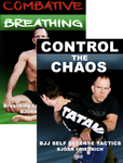 Control the Chaos & Combative Breathing 8 DVD Set with Bjorn Friedrich - Budovideos Inc