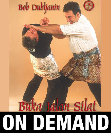Buka Jalan Pencak Silat by Bob Dubljanin (On Demand)