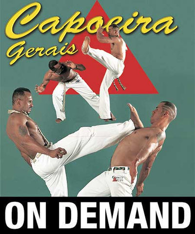Capoeira Gerais by Mao Branca (On Demand)