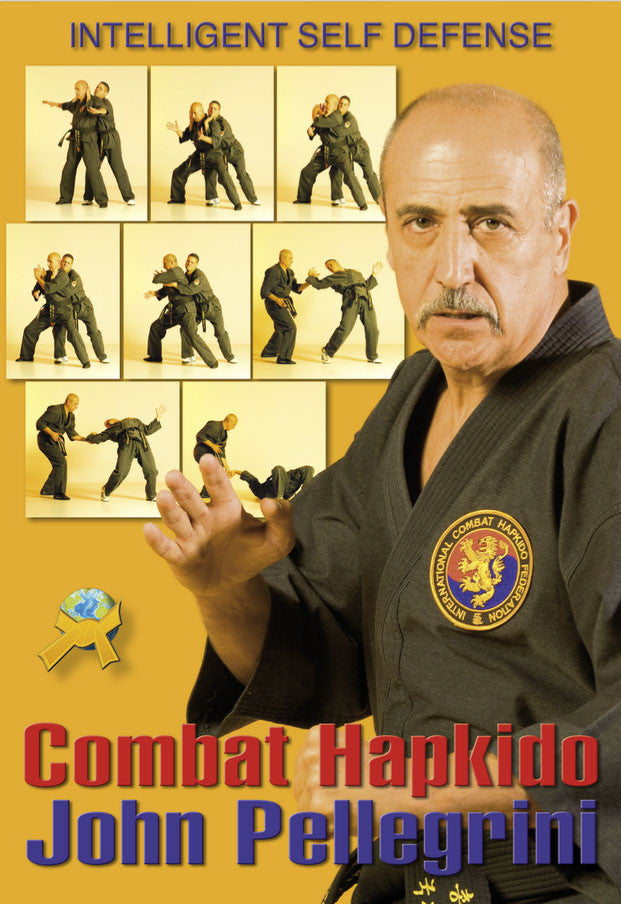 Combat Hapkido - The Art of Self Defense by John Pellegrini (E-book)