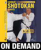 Combat Shotokan Karate Vol-2 by Tom Muzila (On Demand) - Budovideos