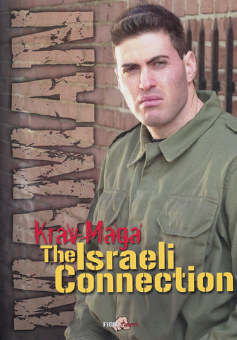 Krav Maga Israeli Connection DVD with Nir Maman