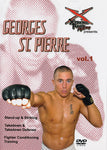 Georges St Pierre MMA Instructional Vol 1 DVD (Preowned) - Budovideos