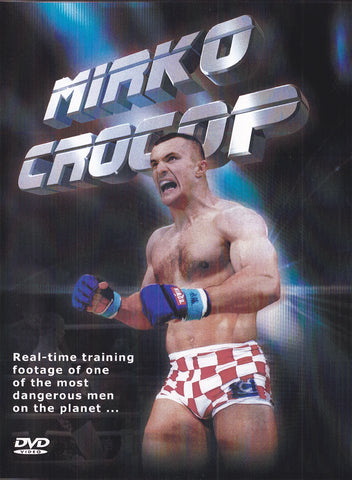 Mirko Crop Cop Training Documentary DVD  (Preowned) - Budovideos