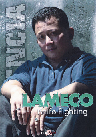 Lameco Knife Fighting DVD with Felix Valencia - Budovideos Inc