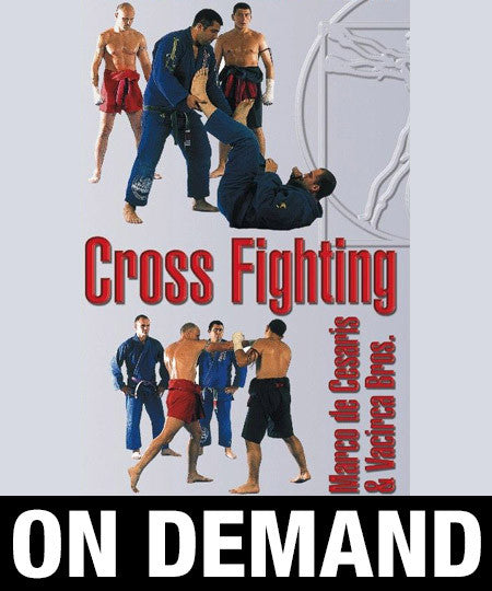 Cross Fighting Muay Thai & Brazilian Jiu Jitsu with Marco De Cesaris (On Demand)