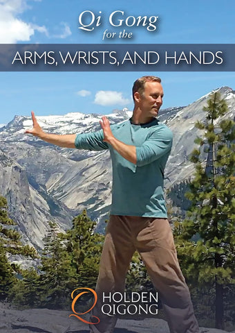 Qi Gong for Arms, Wrists, and Hands DVD with Lee Holden
