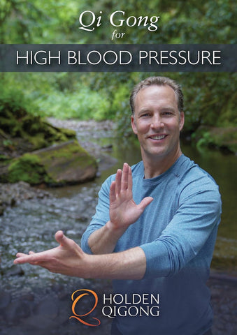 Qi Gong for High Blood Pressure DVD with Lee Holden