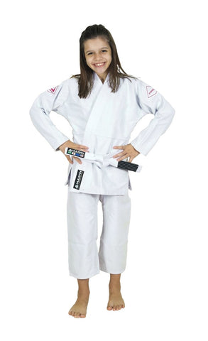 Vulkan Girls Pro Evolution Kids Jiu Jitsu - Budovideos