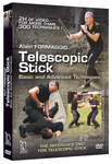 Telescopic Stick Basic and Advanced Techniques DVD by Alain Formaggio - Budovideos Inc