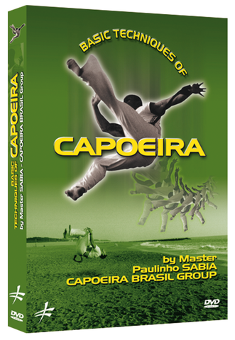 Basic Techniques of Capoeira DVD by Paulinho Sabia - Budovideos Inc