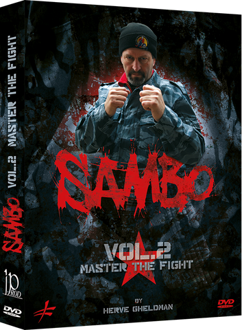Sambo Vol 2 Master the Fight DVD by Herve Gheldman - Budovideos Inc