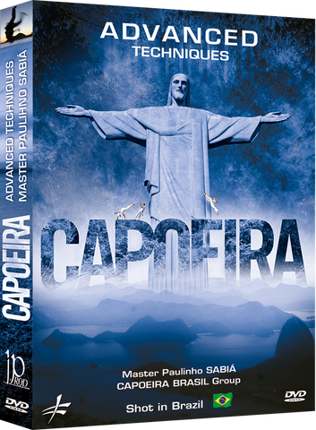 Capoeira - Advanced Techniques DVD by Paulinho Sabia - Budovideos Inc