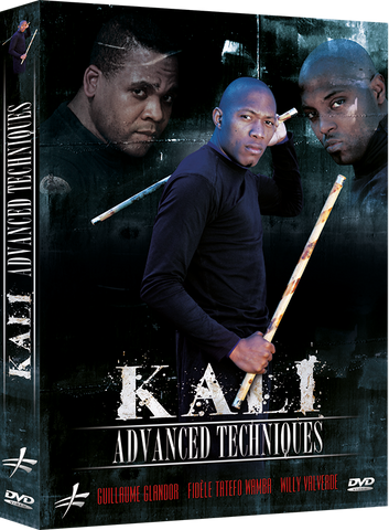 Kali Advanced Techniques DVD - Budovideos Inc