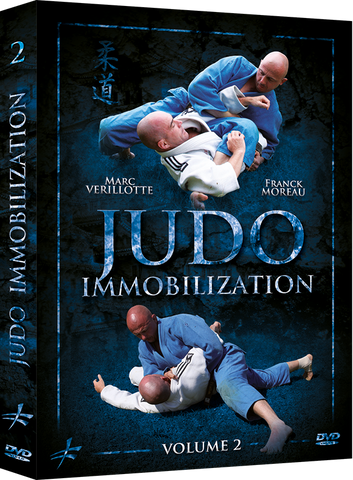 Judo Immobilizations DVD 2 By Franck Moreau & Marc Verillotte - Budovideos Inc
