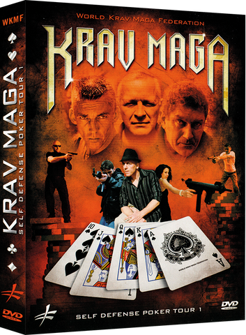 Krav Maga Self-defense Poker Tour DVD - Budovideos Inc