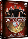 Warriors 3 - The Return of Krav Warriors - Krav-Maga, Kapap & Close Combat 2 DVD Set - Budovideos Inc