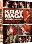Krav Maga Lesson Vol 3 - Defense Against Grabs DVD By Vincenzo Quici & Jonathan Dejace - Budovideos Inc