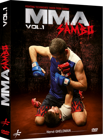 Fighting Techniques taken from Sambo for MMA DVD 1 by Herve Gheldman - Budovideos Inc