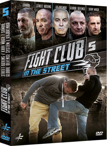 Fight Club In the Street DVD 5 - Budovideos Inc