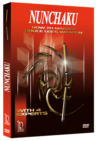 Nunchaku - How to Master Bruce Lee's Weapon DVD - Budovideos Inc