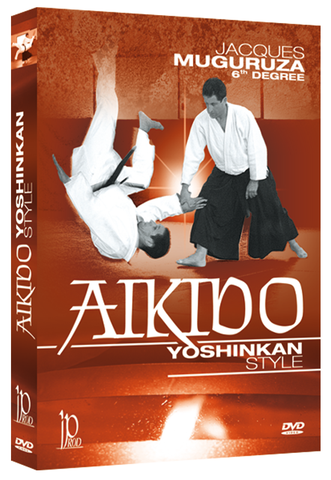 Yoshinkan Aikido DVD by Jacques Muguruza - Budovideos Inc