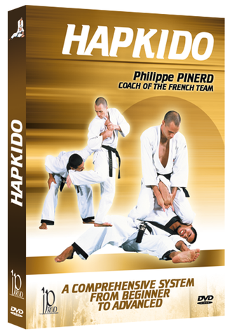 Hapkido from Beginner to Advanced DVD by Philippe Pinerd - Budovideos Inc