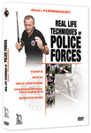 Real Life Techniques of Police Forces DVD by Alain Formaggio - Budovideos Inc