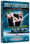 Self-Defense - Krav Maga - Close Combat DVD by Alain Formaggio - Budovideos Inc