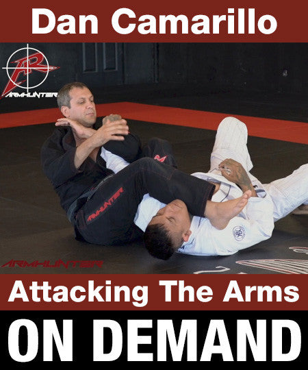Attacking the Arms by Dan Camarillo (On Demand)