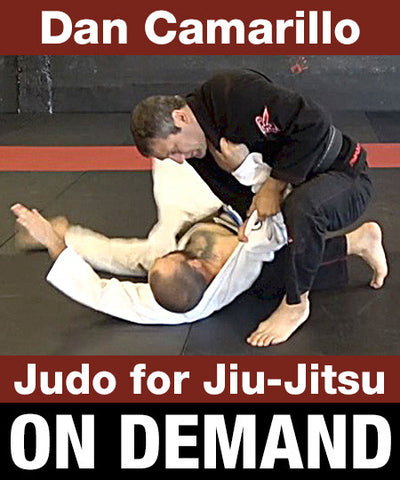 Judo for JiuJitsu by Dan Camarillo (On Demand)